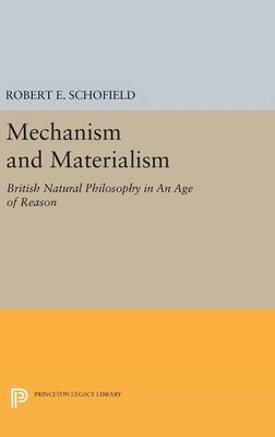 Mechanism and Materialism book