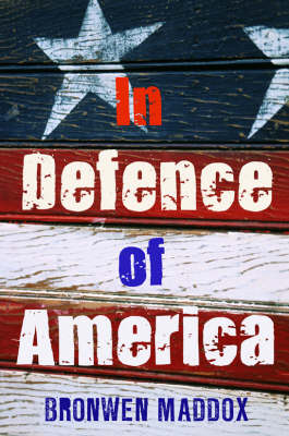 In Defence of America book