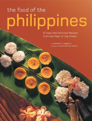 Food of the Philippines book