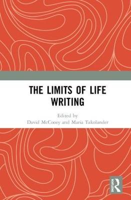 Limits of Life Writing by Maria Takolander