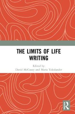 Limits of Life Writing by David McCooey