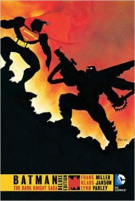 Batman: The Dark Knight Returns Deluxe Edition HC by Frank Miller
