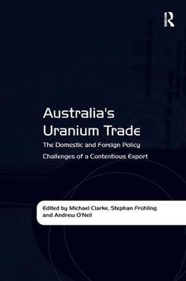 Australia's Uranium Trade book