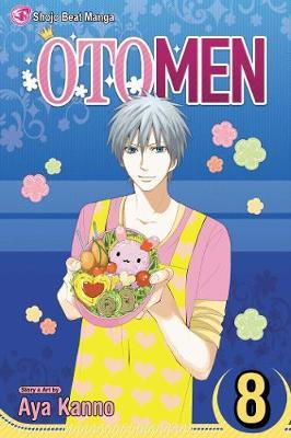 Otomen, Vol. 8 by Aya Kanno
