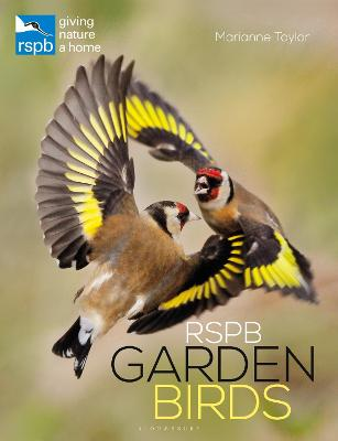 RSPB Garden Birds by Marianne Taylor