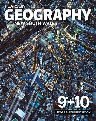 Pearson Geography New South Wales Stage 5 Student Book with eBook by Grant Kleeman