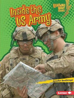 Inside the US Army by Jennifer Boothroyd