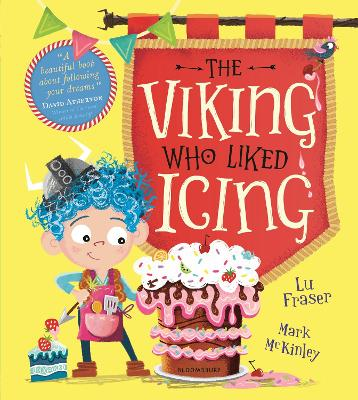 The Viking Who Liked Icing book