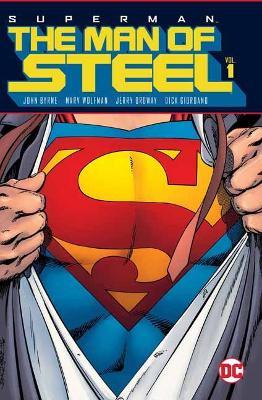Superman: The Man of Steel Volume 1 book