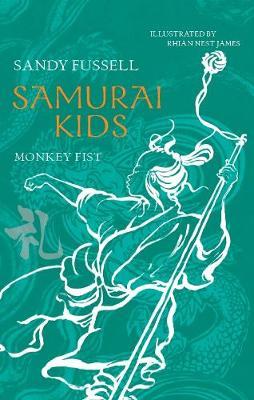 Samurai Kids 4: Monkey Fist book