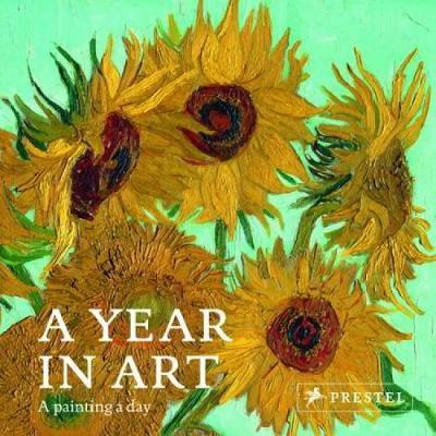 Year In Art book