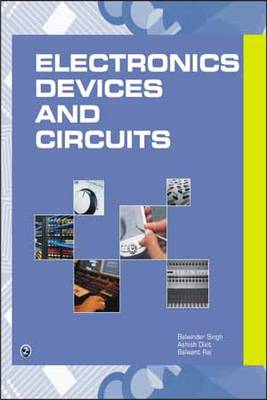 Electronics Devices and Circutis by Balwinder Singh