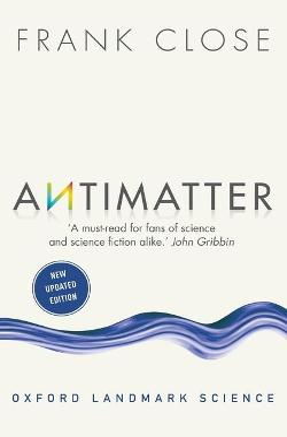 Antimatter book