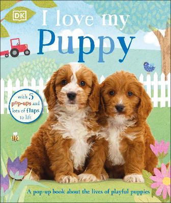I Love My Puppy book