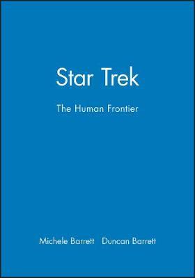 Star Trek by Duncan Barrett