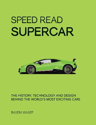 Speed Read Supercar by Basem Wasef