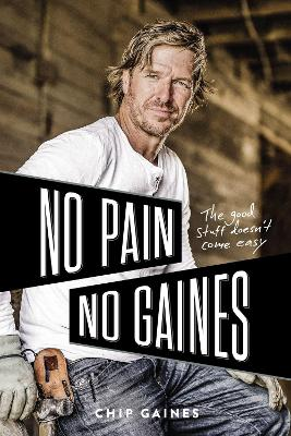 Building a Network: The Power of Relationships in Work and in Life by Chip Gaines