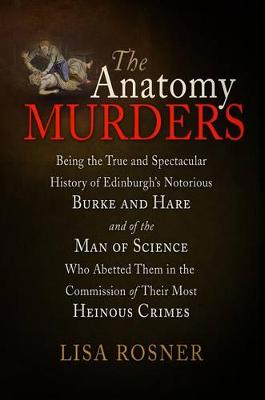 Anatomy Murders by Lisa Rosner