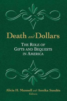 Death and Dollars by Alicia H. Munnell