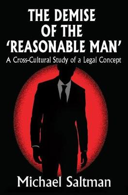 Demise of the Reasonable Man book