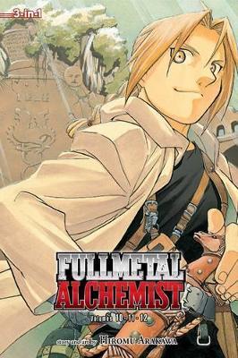Fullmetal Alchemist (3-in-1 Edition), Vol. 4 by Hiromu Arakawa