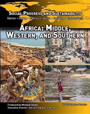 Africa - Middle, Western, and Southern by Kelly Kagamas Tomkies