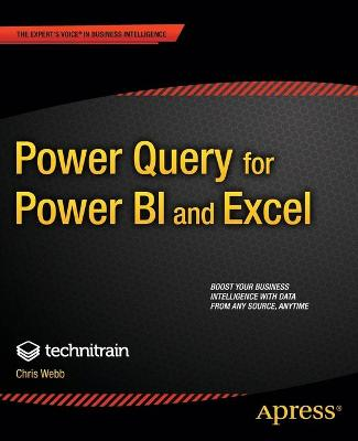 Power Query for Power BI and Excel by Christopher Webb