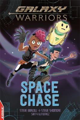 EDGE: Galaxy Warriors: Space Chase book