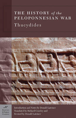 The History of the Peloponnesian War (Barnes & Noble Classics Series) by Thucydides