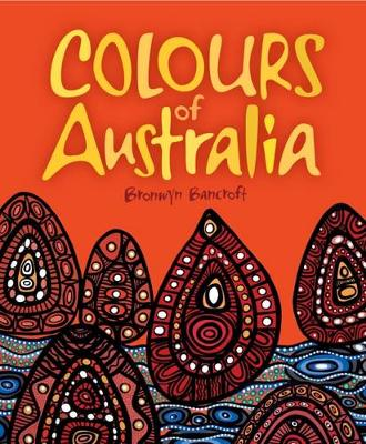 Colours of Australia book