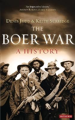 The Boer War by Denis Judd