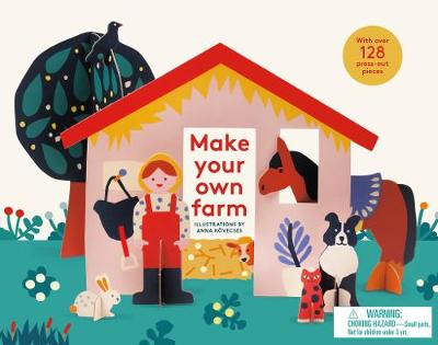 Make Your Own Farm by Anna Kovecses