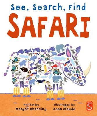 See, Search, Find: Safari by Margot Channing