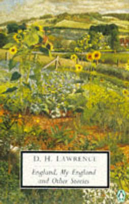 England,my England And Other Stories by D H Lawrence