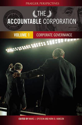 The Accountable Corporation [4 volumes] by Marc J. Epstein