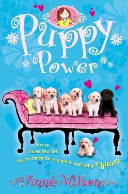 Puppy Power book