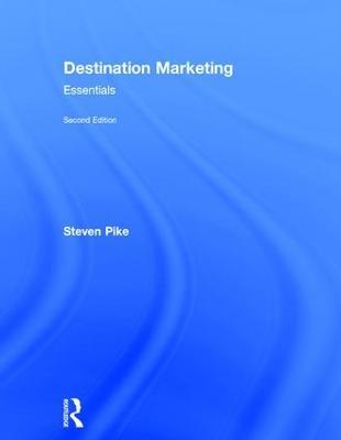 Destination Marketing by Steven Pike