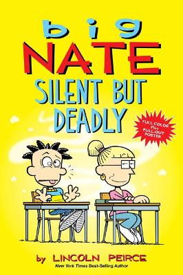 Big Nate: Silent But Deadly book