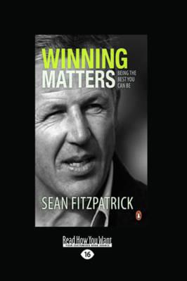 Winning Matters by Sean Fitzpatrick