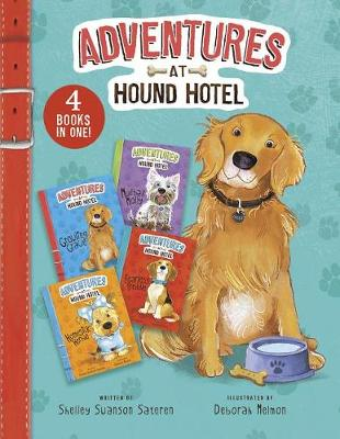 Adventures at Hound Hotel Collection by Shelley Swanson Sateren