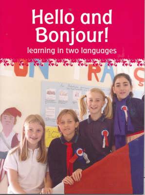 Hello and Bonjour! by Rita Faelli
