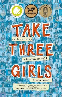 Take Three Girls: New Cover book