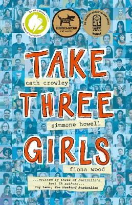 Take Three Girls: New Cover by Cath Crowley