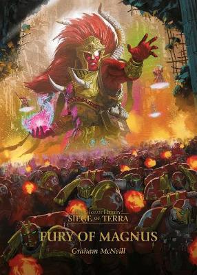 Fury of Magnus book