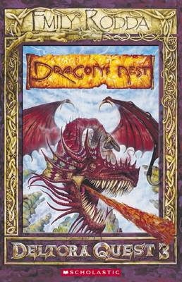 Deltora Quest 3: #1 Dragon's Nest by Emily Rodda
