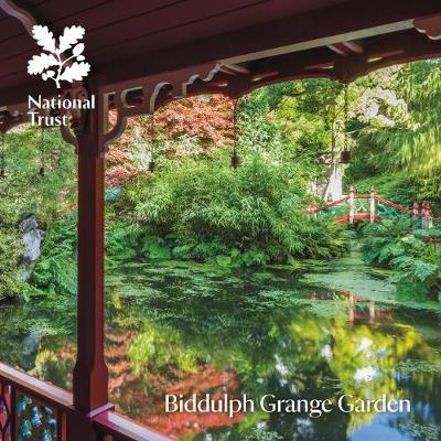 Biddulph Grange Garden, Staffordshire: National Trust Guidebook by Stephen Anderton