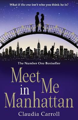 Meet Me In Manhattan by Claudia Carroll