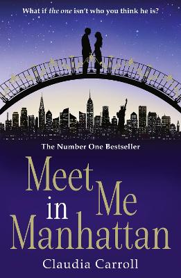 Meet Me In Manhattan by Claudia Carroll