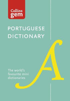Collins Portuguese Dictionary Gem Edition by Collins Dictionaries
