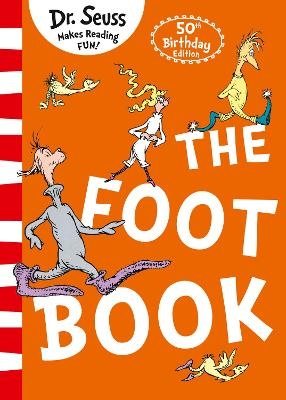 Foot Book by Dr. Seuss